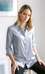 Milano Silk Blouse