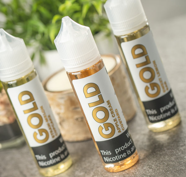 What happened to the GOLD eJuice line?