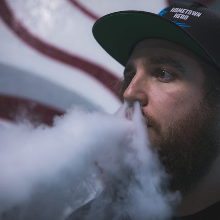 Good News About Vapers' Indoor Air Quality