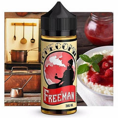 Freeman Vape Juice Homecoming eJuice