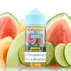 Hometown Hero Ambrosia eJuice