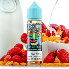 Hometown Hero Why So Cereal Vape