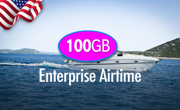 USA Enterprise 100GB Prepaid Monthly