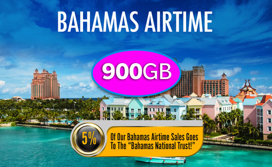 Bahamas 900GB Savings Package