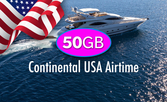 USA 50GB Prepaid Monthly