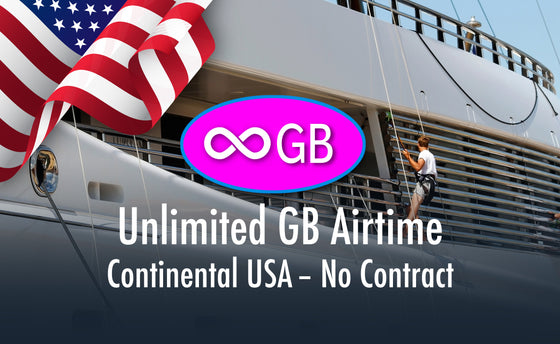 USA Unlimited GB Prepaid Monthly $500