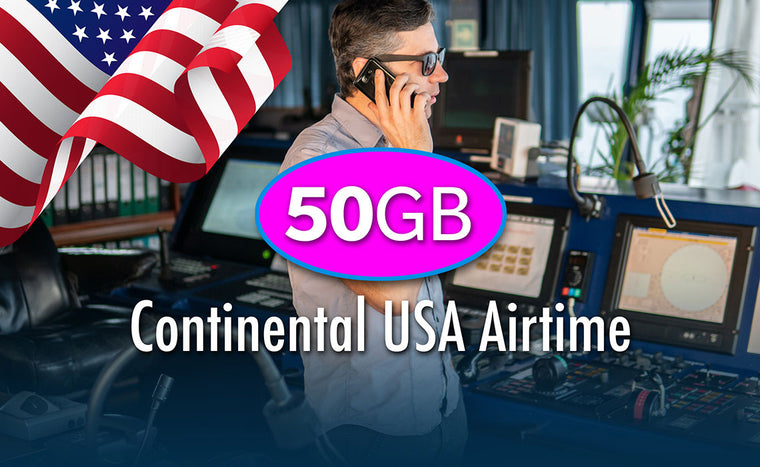 USA 50GB Prepaid Annual