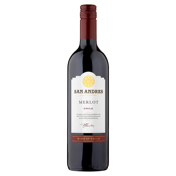 San Andres Merlot 75cl