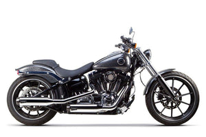 Softail 2013-2017 Breakout Dual Chrome S/O