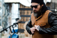 The Cole Trickle Riding Jacket