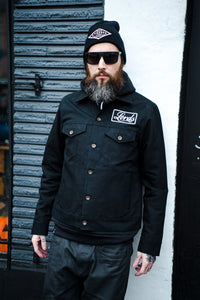 Steazy Ryder Canvas Jacket