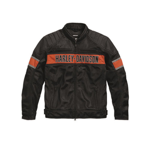 Trenton Mesh Riding Jacket