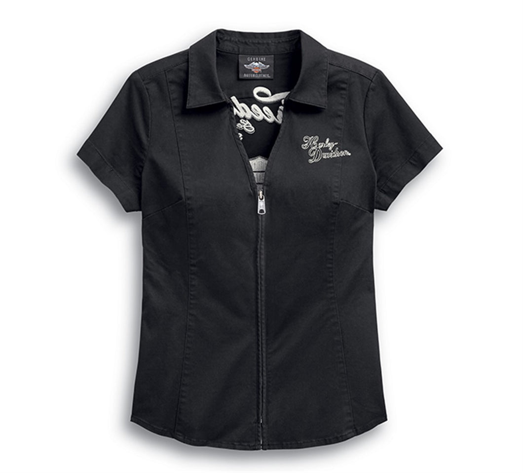 Freedom Zip-Front Shirt