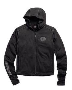 Thunder Hooded Soft Shell Jacket