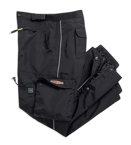 Heated Waterproof Dual-Source 12V Riding Pant