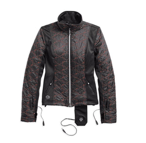 Heated BTC 12V Quilted Jacket Liner