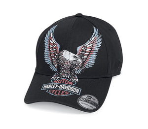 Printed Upright Eagle 39THIRTY Cap
