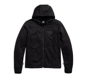 Sully 3-in-1 Convertible Mesh Jacket
