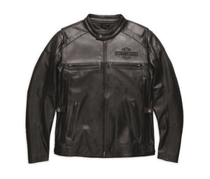 Votary Leather Jacket