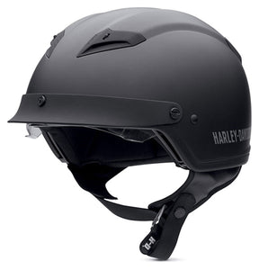 Drive Half Helmet with Retractable Sun Shield