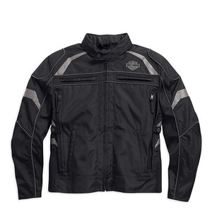 Medallion Reflective Riding Jacket