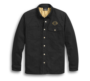 Skull Wing Shirt Jacket