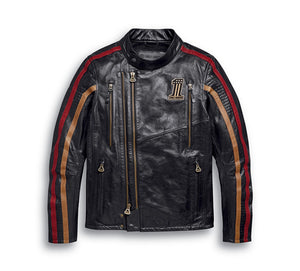 Arterial Leather Jacket
