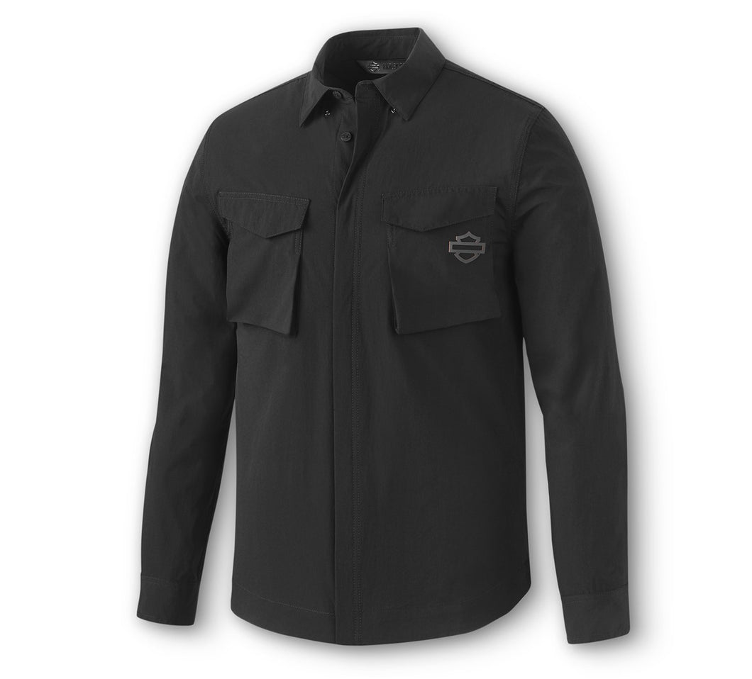 Performance Vented Stretch Shirt