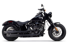 Softail Deluxe/ Slim Dual Black S/O
