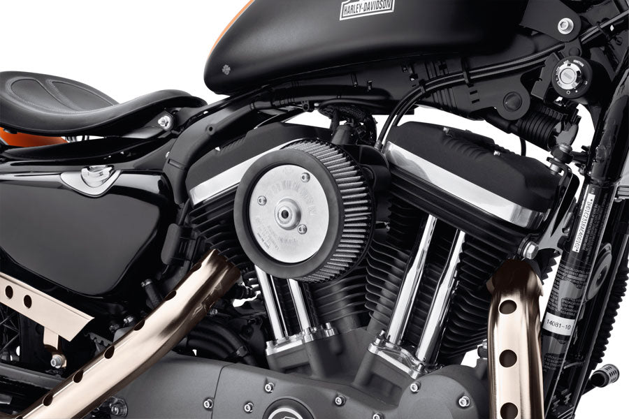 Screamin' Eagle Round High-Flow Air Cleaner (29000009A)