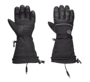Heated BTC 12V Waterproof Gauntlet Gloves
