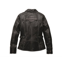 Intrepidity Leather Jacket