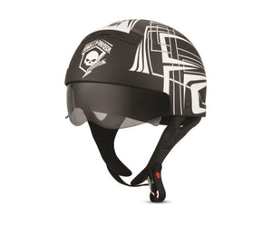 Skull Lightning 3-in-1 Helmet