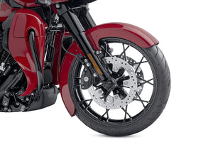 "H-D Prodigy Wheel, 19"" Front - Gloss Black (43300673)"