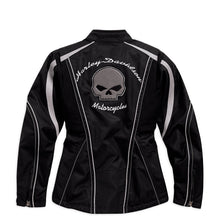 Skull Illumination Riding Jacket