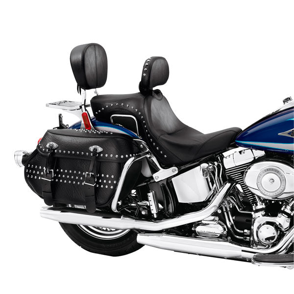 Signature Series Seat with Rider Backrest (51922-09)