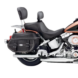 Signature Series Seat with Rider Backrest (51985-08)