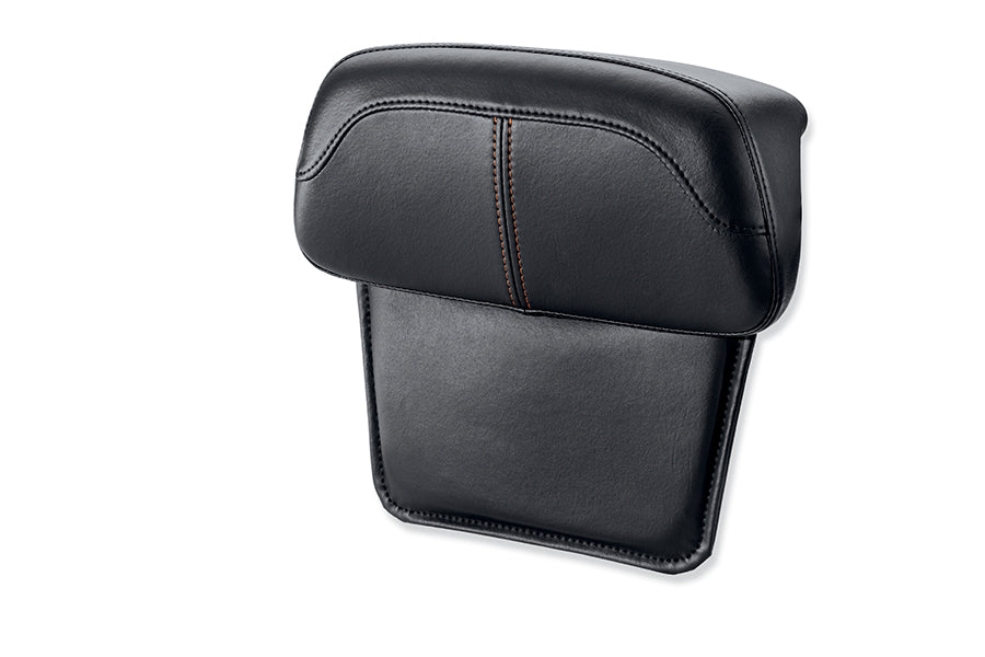 Chopped tour-pak backrest pad - cvo street glide® & CVO road glide® styling (52300567)