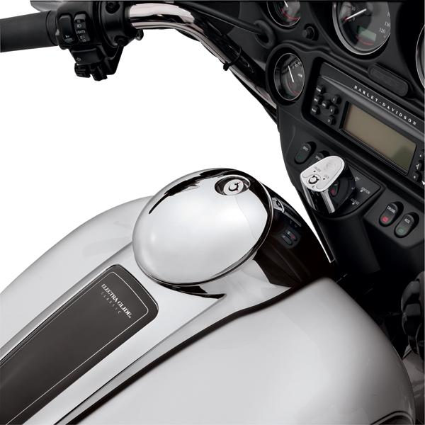 Push-Button Fuel Tank Console Door Release (53842-00C)
