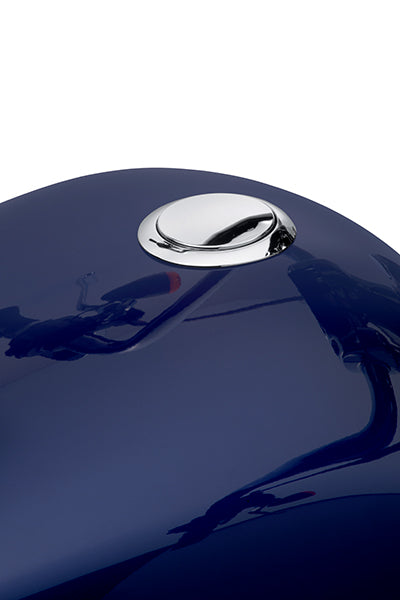Flush-Mount Fuel Cap - Chrome (61100133)