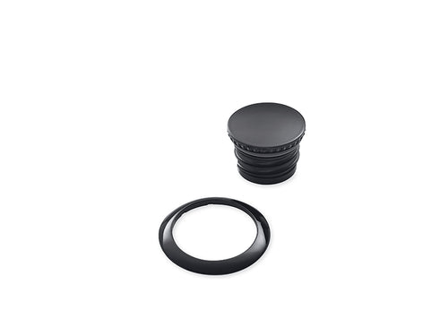 Flush-Mount Fuel Cap - Gloss Black (61100134)