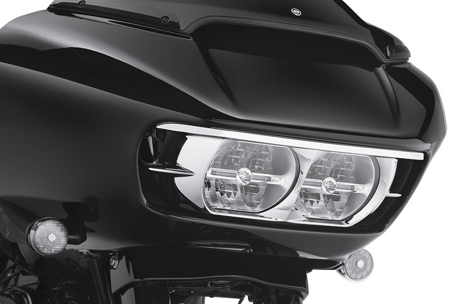 Road Glide® Headlamp Trim (61400411)