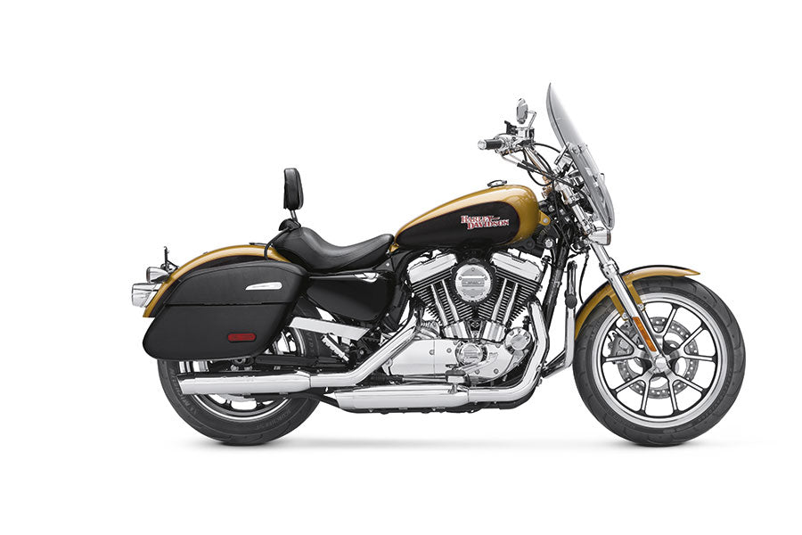 Screamin' Eagle® High-Flow Exhaust System With Street Cannon Mufflers -  Chrome (64800059)
