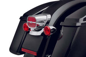 LENSES FOR LED BULLET TURN SIGNAL INSERTS (67800645)