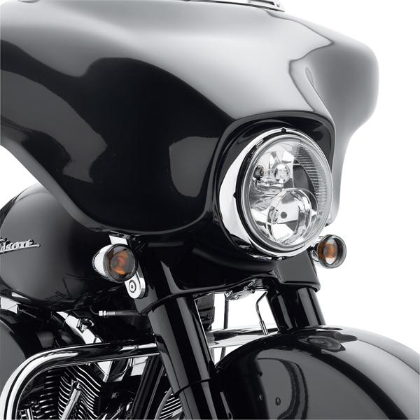 Custom Touring Front Bullet Turn Signal Kit (69492-05)