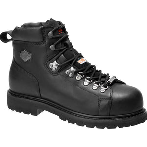 DIPSTICK Leather Boot CSA / BLACK (D10035)