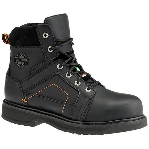 Harley-Davidson® Leather Boot PETE CSA / BLACK (D10503)