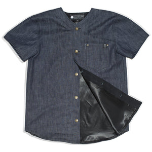 Lords Denim Baseball Jersey