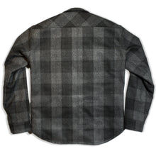 The Whiskey Jack Flannel Shirt Jacket