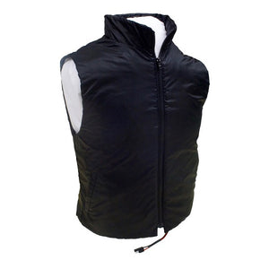 Black Jack Heated Collar Vest Liner